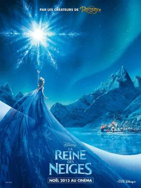 Frozen - French Poster