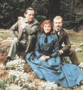 Holmes, Watson, Natasha Richardson, The Copper Beeches