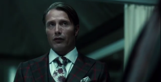 [Hannibal] Wearing Tie is an Act of Defiance