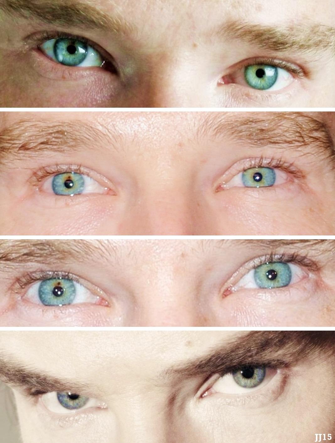 Pics For > Heterochromia Iridis Benedict Cumberbatch
