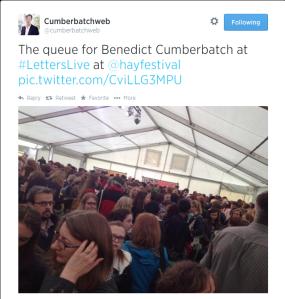 Twitter - cumberbatchweb- The queue for Benedict ... 2014-06-01 03-23-30