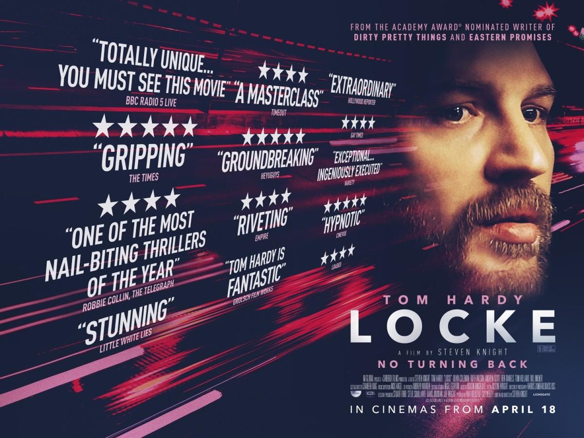 [Movie] Locke - Những con đường một chiều (2014)