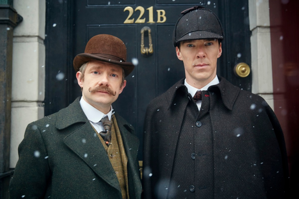 [Sherlock Special] The Abominable Writers (2016)
