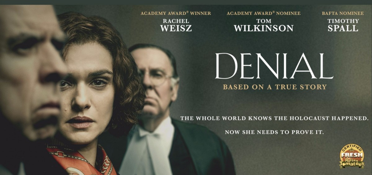 [Movie] Denial (2016)